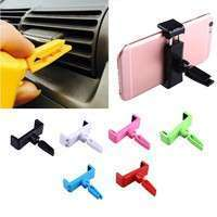 1SVY-Car Auto Air Vent Holder Stand For Mobile Smart Cell Phone Gps Mount