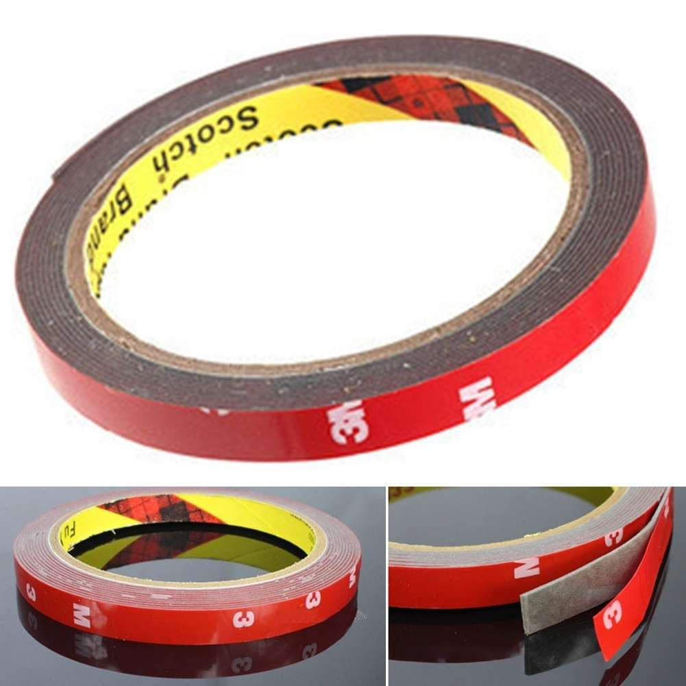 3m car sticker auto adhesive tape vehicle double sides sticker-3
