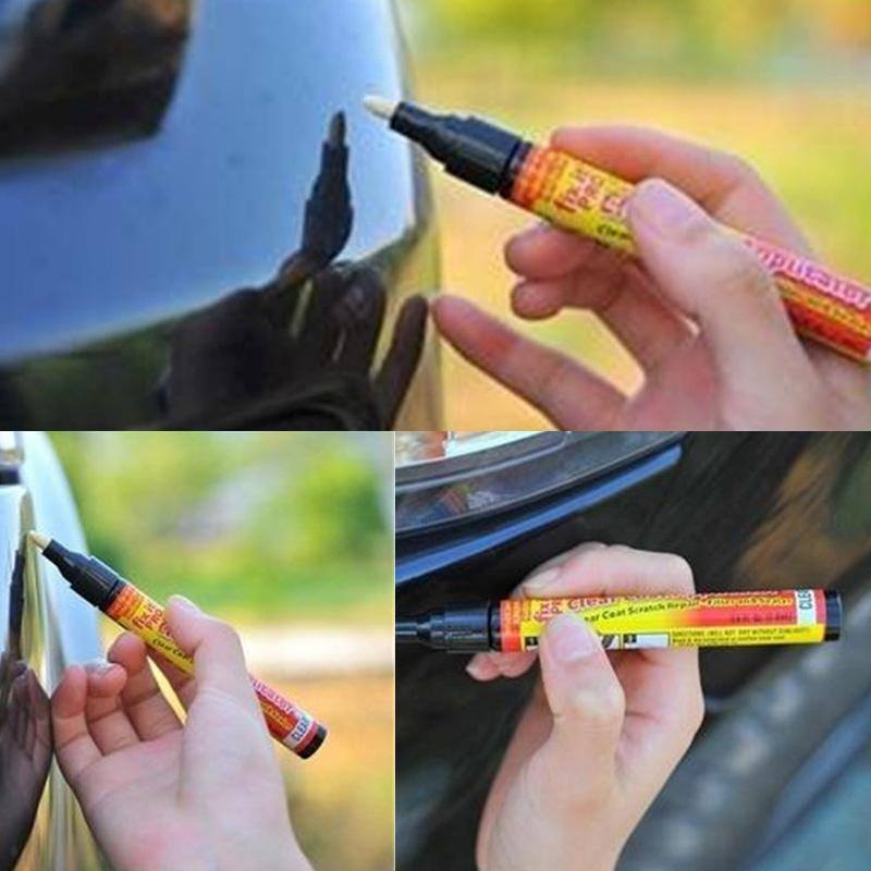 New Fix It Pro Clear Car Scratch Repair Pen Clear Applicator for Car Lover-2