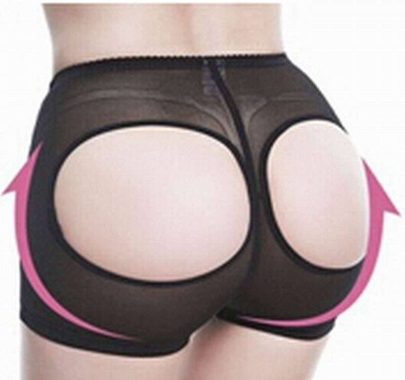 LOVER BEAUTY Sexy Women Sharpers Panty Slim Boy short Underwear Booty Lifters Butt Enhancer Shorts Pants Trainers Butt Lifters-2