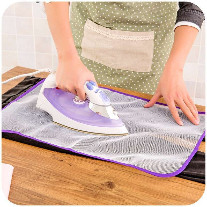 High Temperature Ironing Cloth Ironing Pad Protective Insulation Against Hot-4