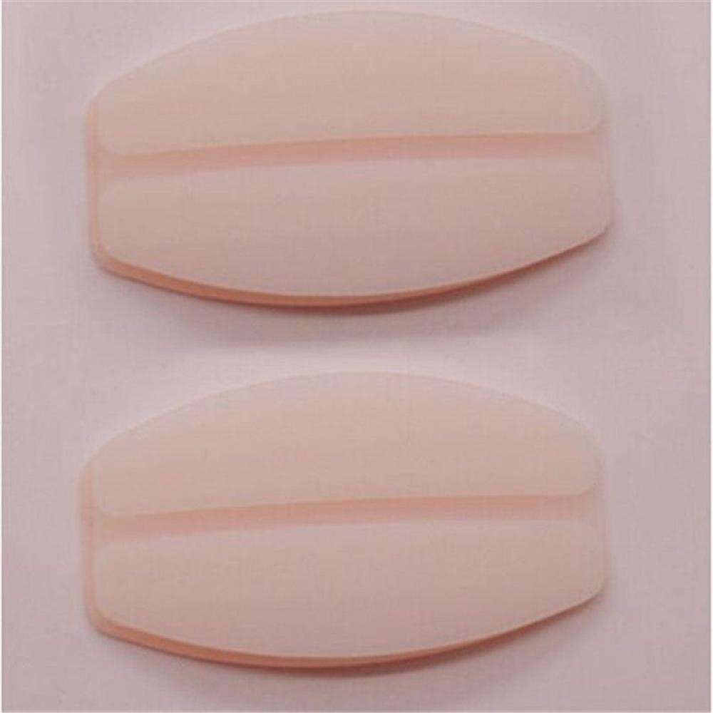 2 Pcs Hot New Relief Pain Silicone Bra Non-slip Shoulder Pads Holder Strap-4