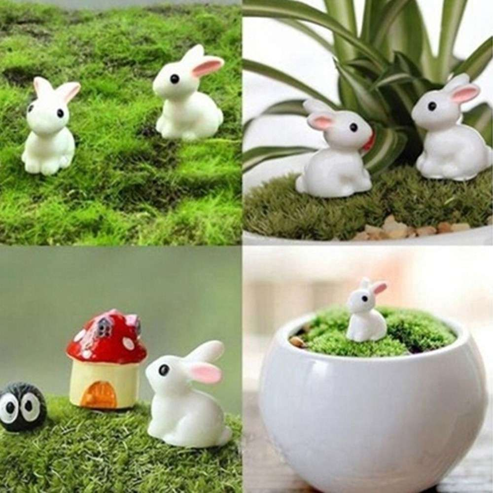s2netD7Fm | Wholesale Home Miniature Bonsai Ornament Plant Pot Garden Fairy  Doll Toys Decor Figurine Statue