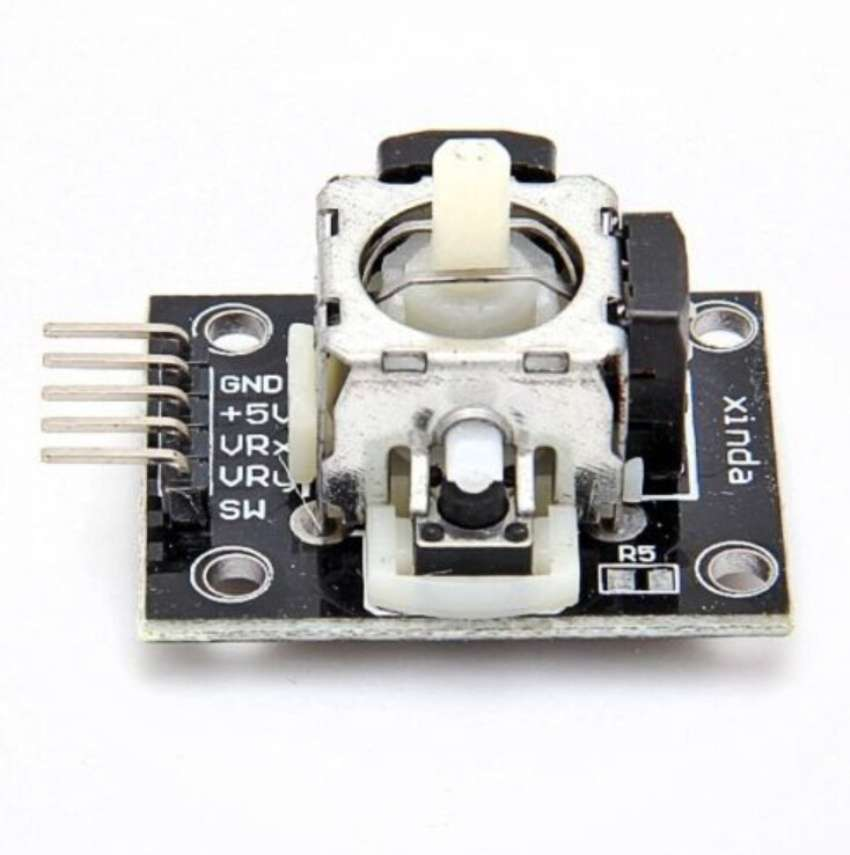 Ps2 Shield Game Breakout Module Controller Dual Axis Xy