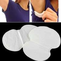 FLbC-12Pcs Disposable Underarm Sweat Guard Pads Clothing Shield Armpit Sheet