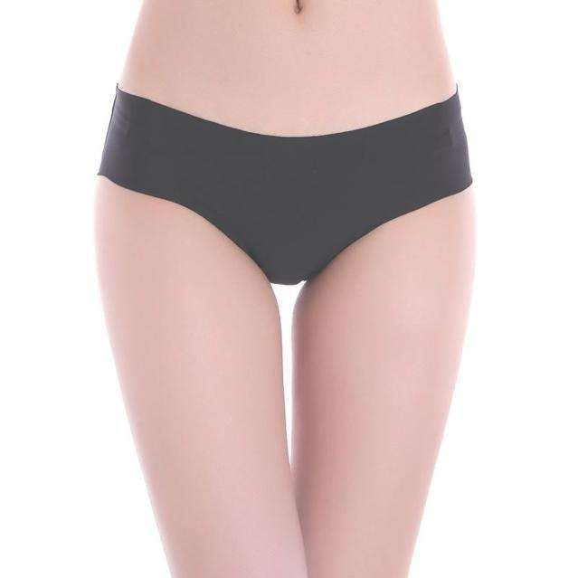 Women Invisible Underwear Thong Cotton Women Soft Spandex Gas Seamless Crotch With high Quality-1
