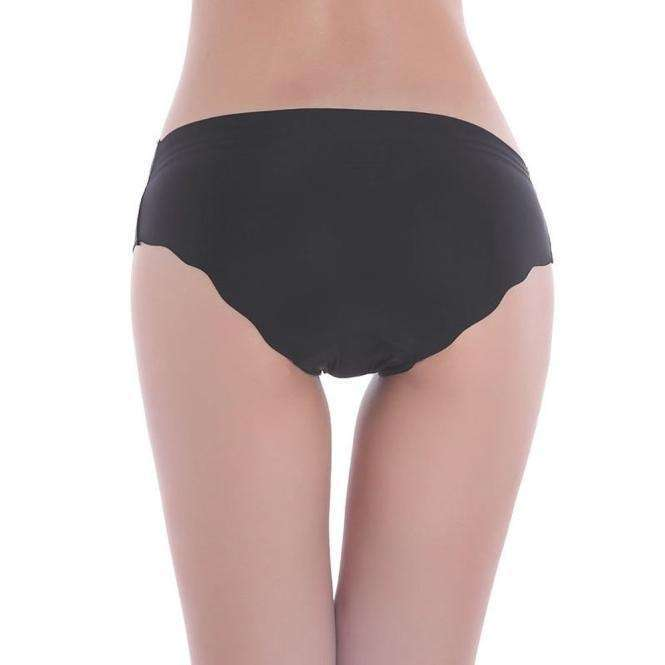 Women Invisible Underwear Thong Cotton Women Soft Spandex Gas Seamless Crotch With high Quality-11