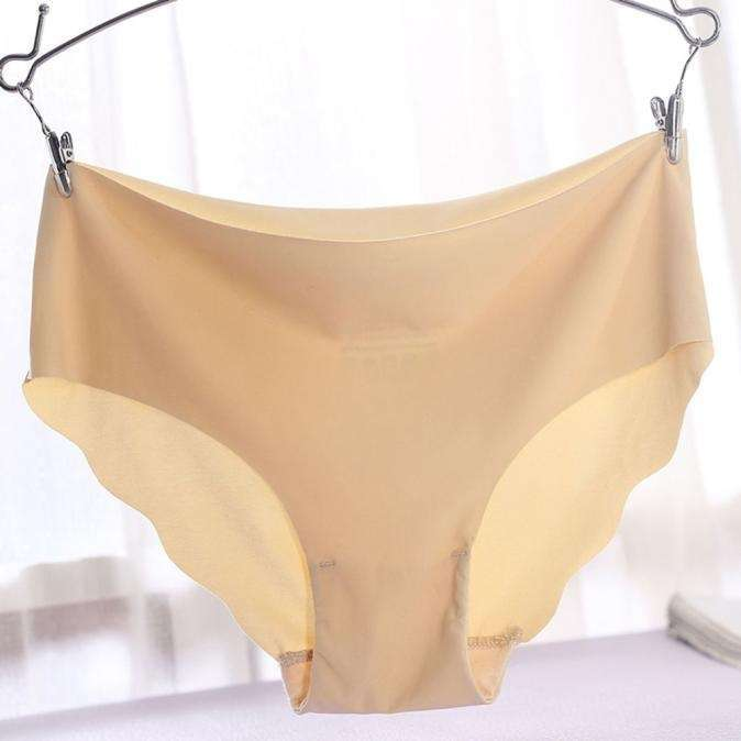 Women Invisible Underwear Thong Cotton Women Soft Spandex Gas Seamless Crotch With high Quality-3