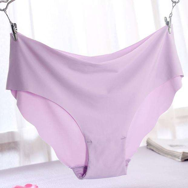 Women Invisible Underwear Thong Cotton Women Soft Spandex Gas Seamless Crotch With high Quality-5