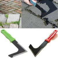 Gaa1-L Shaped Garden Patio Weed Cutter Paving Weeds Stone Remove Groove Weeder