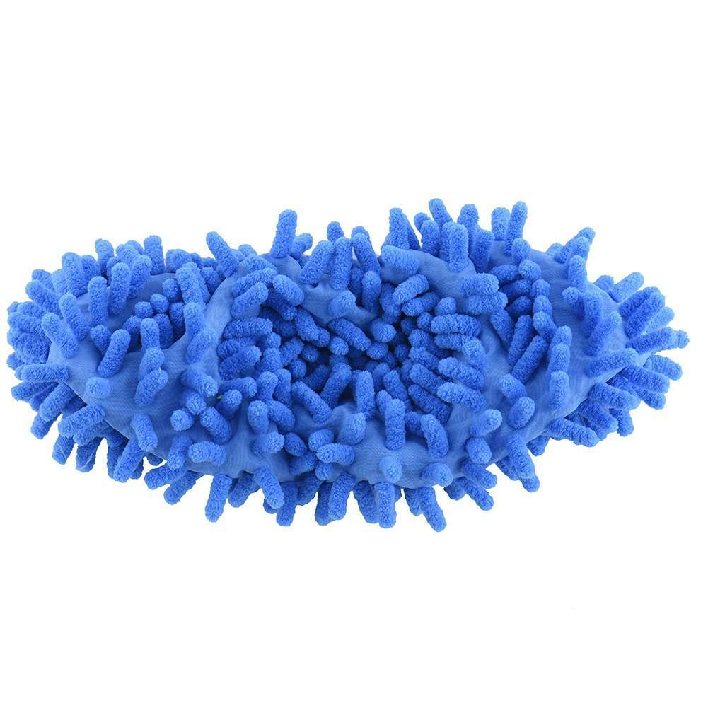 Mop Slipper Floor Polishing Cover Cleaner Dusting Cleaning House Foot Shoes Cove-3