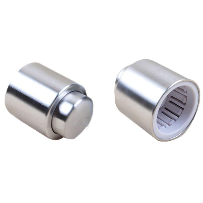 1 PCS Hot Sale Stainless Steel Vacuum Sealed Red Wine Bottle Spout Liquor Flow Stopper Pour Cap Silver-3