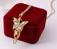JXMm-Lord Of The Rings Wizard Princess Evening Star Necklace