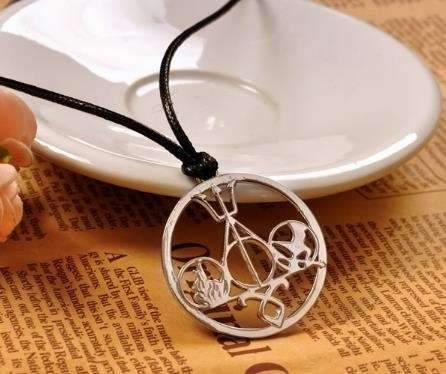 Classic jewelry The Mortal Instruments Hunger Games Divergent Percy Jackson Divergent Percy collection necklace