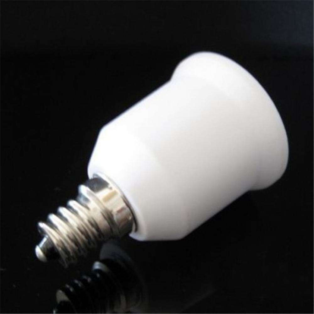 Base E12 To E27 Converter Adapter Socket LED Lamp Bulb Light-6
