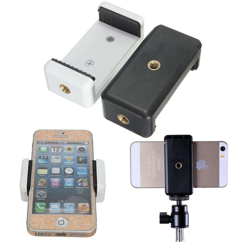 Cellphone Universal Camera Holder Stand Mount Tripod Phone Clip Adapter Bracket