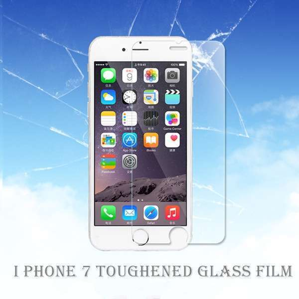 Iphone7 Tempered Glass Screen Protector, Ebestsale Premium 2.5D Round Edge 9H Hardness 0.3mm Thickness HD Clear Ballistic Film-5