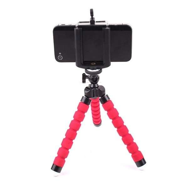 Portable Tripod Holder for Smartphone Digital Camera Octopus Stand Mount Phone Holder-2