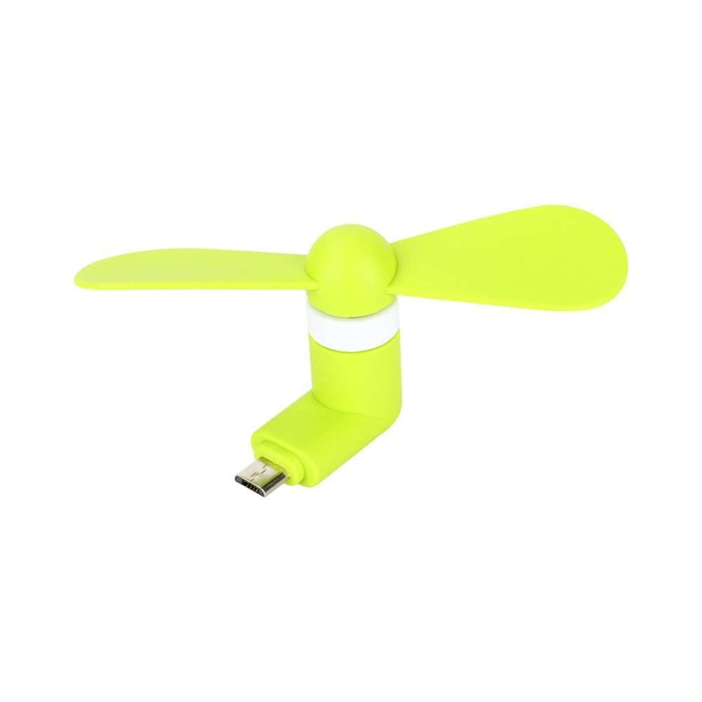 Portable Super Min USB Cooler Cooling Mini Fan for Smart Phone-9