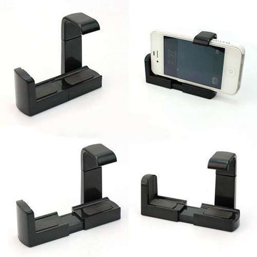 Cell Phone Bracket Adapter Mount Holder For Tripod iPhone Samsung-1