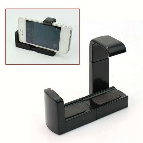 Cell Phone Bracket Adapter Mount Holder For Tripod iPhone Samsung-2