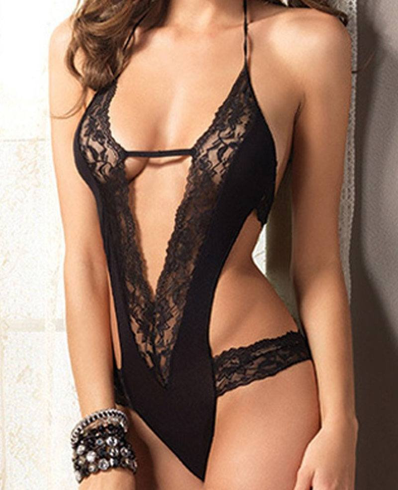 Women s Sexy Lingerie Lace Underwear Hollow Lace sexy
