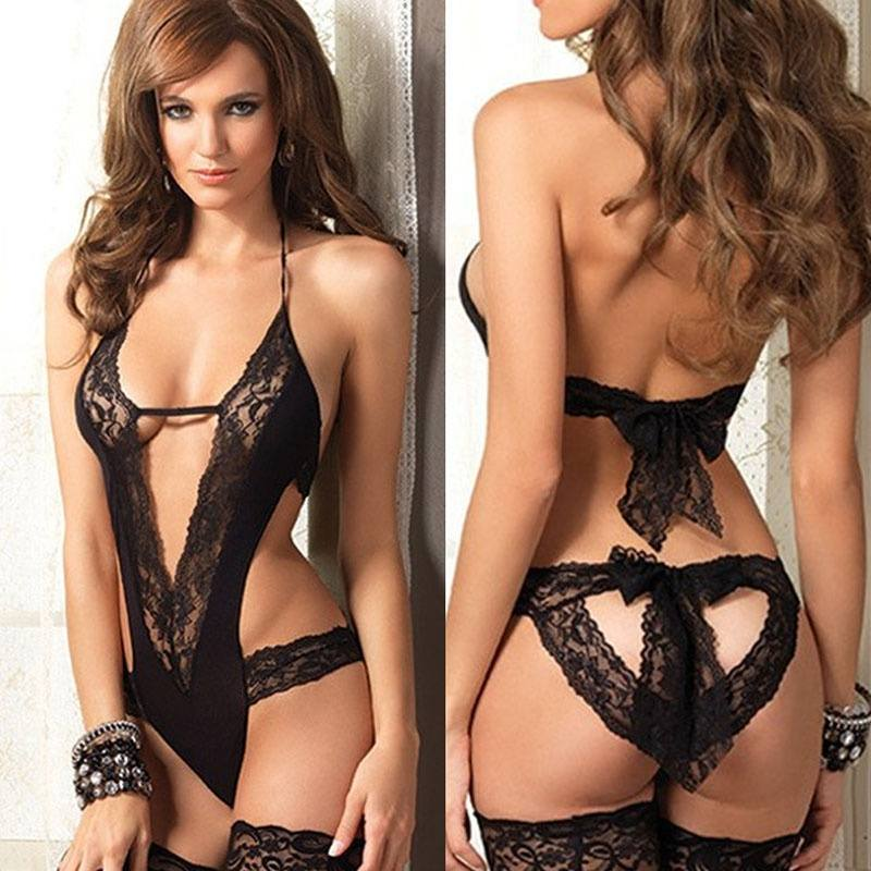 Women s Sexy Lingerie Lace Underwear Hollow Lace sexy-1