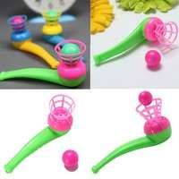TNFN-Pcs Blow Pipe & Balls - Children Toys Loot Party Bag Fillers Wedding Kids