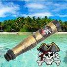 TNXk-Pirate Captain Costume Toy Nautical Telescope Halloween Party Kids