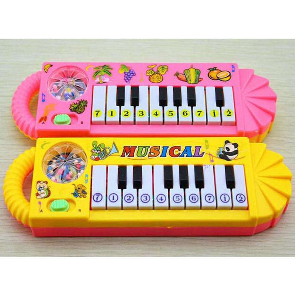Kids Plastic Baby Electronic Keyboard Piano fit Gift