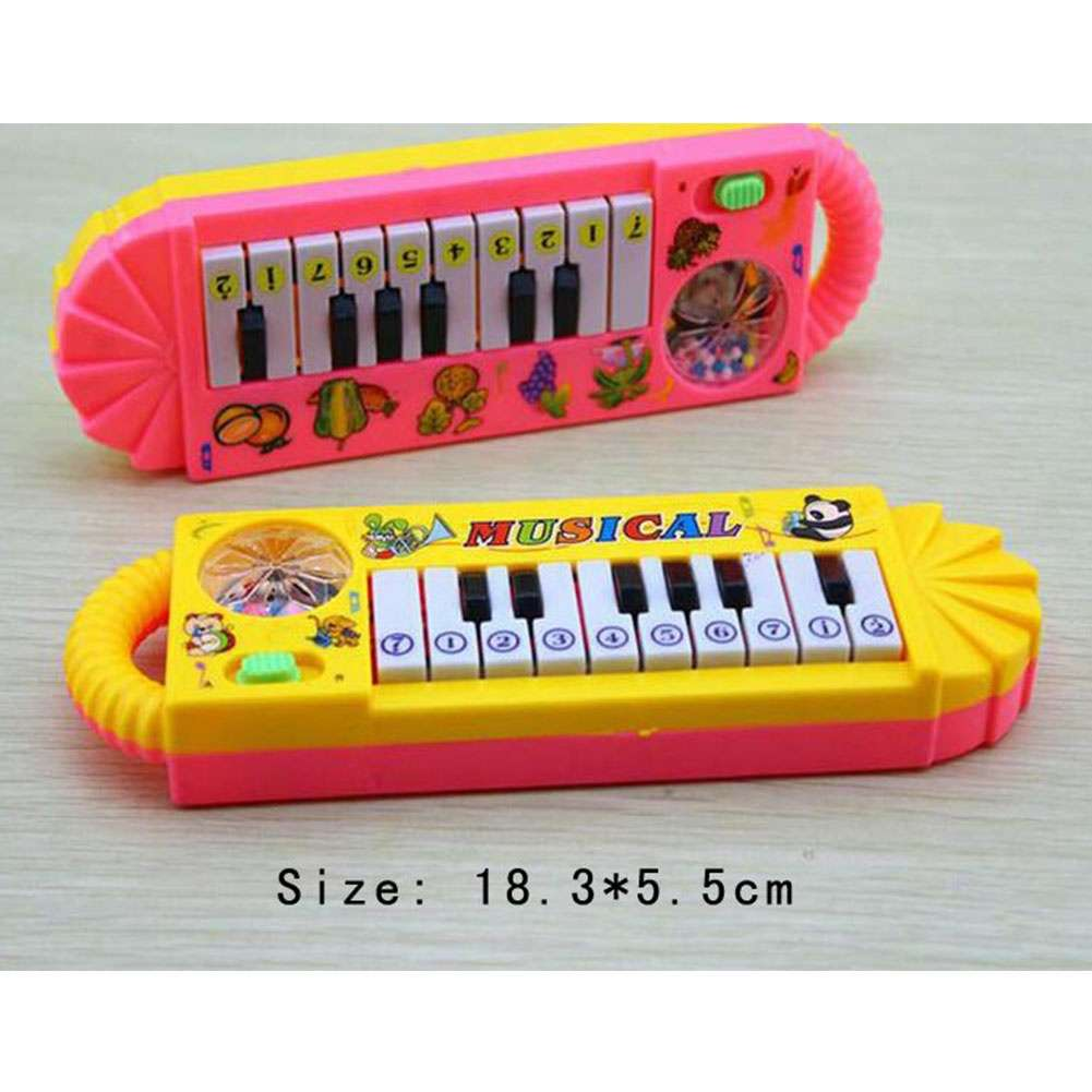 Kids Plastic Baby Electronic Keyboard Piano fit Gift-2