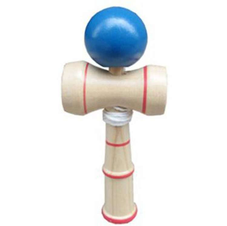 Kid Funny Kendama Ball Japanese Traditional WoJY Game Skill Educational Toy-2