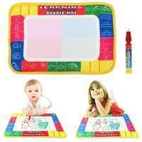 Tz2U-Girl Toy Drawing Water Pen Painting Magic Doodle Aquadoodle Mat Board Kid Boy