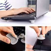 U8tz-4 PCS Computer Radiating Laptop Portable Ventilation Ottomans Cooling Base For All Laptop