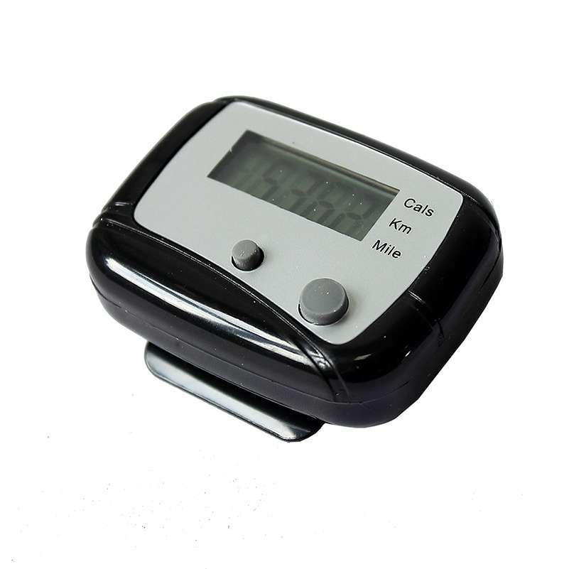 LCD Pedometer Step Walking Distance Calorie Counter-1
