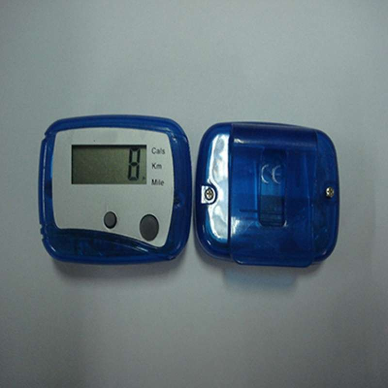 LCD Pedometer Step Walking Distance Calorie Counter-9
