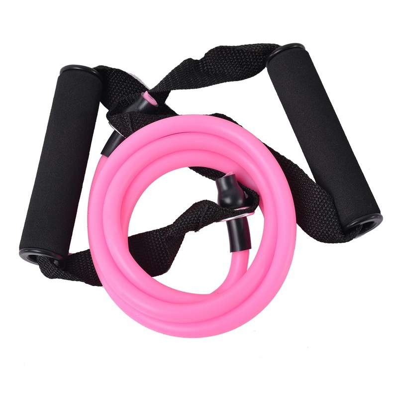 Word Tensile Rope Fitness Yoga Pull Rope Natural Latex Tube With Elastic Rope Chest Expander-14