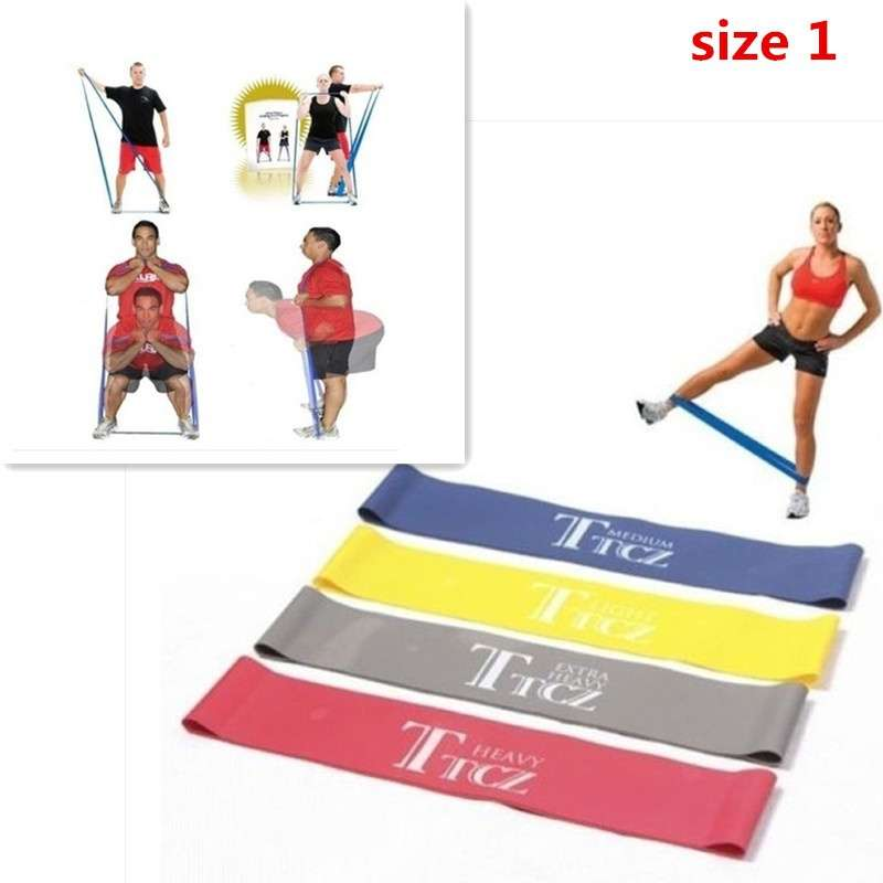 Word Tensile Rope Fitness Yoga Pull Rope Natural Latex Tube With Elastic Rope Chest Expander-23