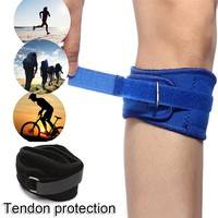 XdFX-Adjustable Sports Gym Patella Tendon Knee Brace Support Safety Protector