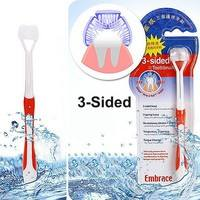 YLAL-3-Sided Dental Care Oral Easier Toothbrush Gum Care