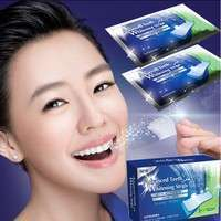 YSEe-2pcs/pack Pro Oral Care Teeth Whitening Strip Tooth Bleaching Whitestrip Beautifulspace