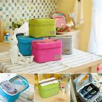 bH3z-Pvc Tote Thermal Insulated Lunch Box Carry Bag Storage Picnic Pouch
