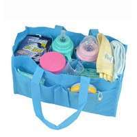 bZTb-Convenient Baby Diaper Nappy Water Bottle Divider Storage Organizer Mommy Bag Handbag Inner Pouch In Bag