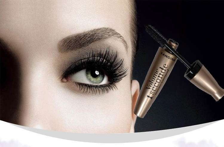 Makeup Beauty Mascara Long Thick Waterproof Eyelash Extension Roll