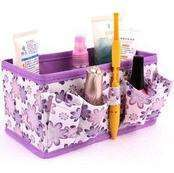 Multifunction Makeup Cosmetic Storage Box Container Organizer Box-4