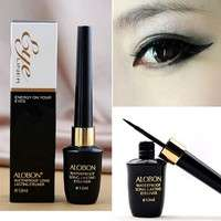 crVp-Waterproof Black Eyeliner Liquid Eye Liner Pen Pencil Makeup Beauty Cosmetic