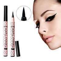 cykA-Kids Toys Makeup Black Eyeliner Long-lasting Liquid Eye Liner Pencil Pen Cosmetic Tool