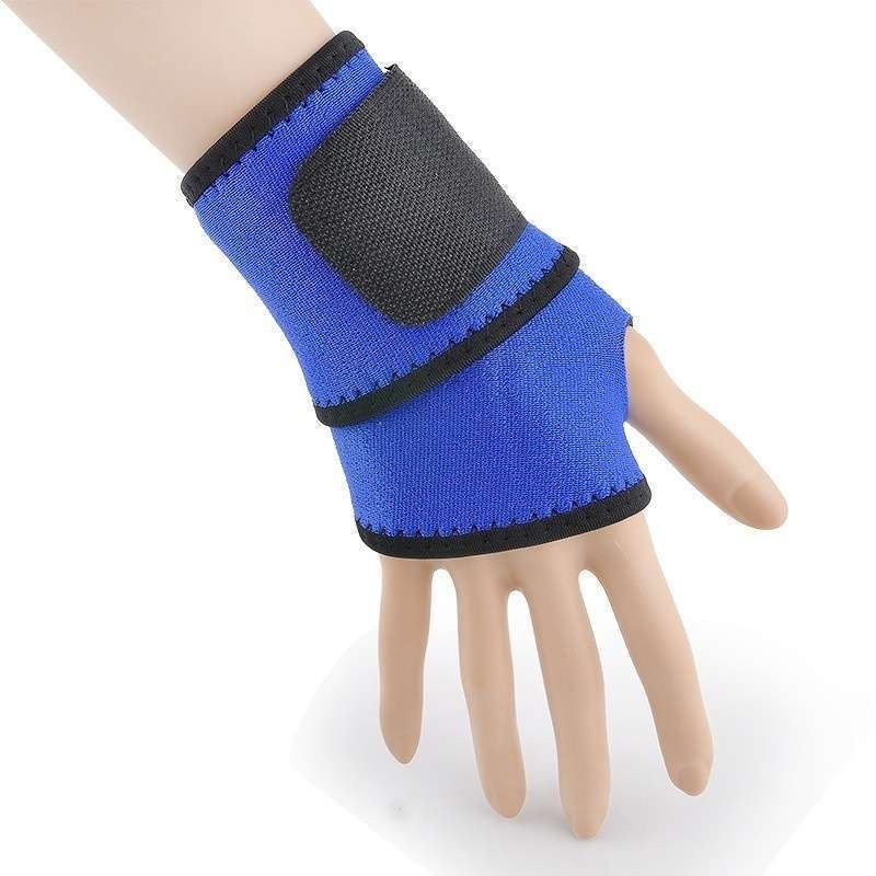 Wrist Guard Band Brace Support Carpal Tunnel Pain Wraps Bandage Fitness Wristbands-1