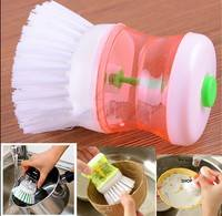 k1cC-Kitchen Wash Tool Pot Pan Dish Bowl Palm Brush Scrubber Cleaning Cleaner