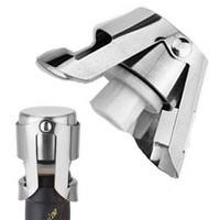 k61A-Stainless Steel Champagne Stopper Sparkling Wine Bottle Plug Sealer